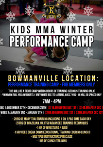 Winter Kids Camp